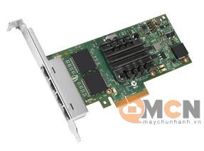 Network Adapter Intel I350-T4 Quad Port Card Mạng Máy Chủ