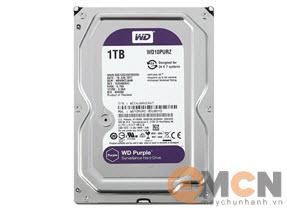 Ổ cứng Western Digital Purple 1TB 5K4 RPM Sata 3.5