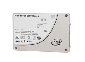 Intel SSD DC S3500 Series 240GB, 2.5in SATA 6Gb/s, 20nm, MLC