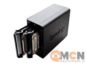 Thiết bị lưu trữ Storage NAS Synology DS212+ (HDD/SSD) 2 Bay