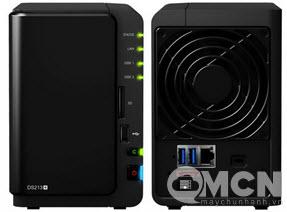 Synology DS213+ NAS Storage (HDD/SSD) 2 Bay thiết bị lưu trữ