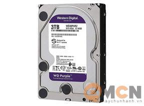 HDD Western Digital Purple 3TB 5K4 RPM Sata 3.5