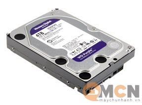 Western Digital Purple 4TB 5K4 RPM Sata 3.5