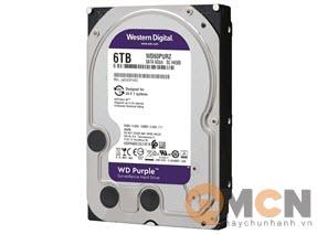 HDD Western Digital Purple 6TB 5K6 RPM Sata 3.5
