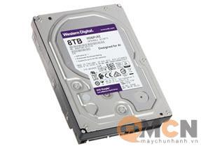 Ổ cứng Western Digital Purple 8TB 7K2 RPM Sata 3.5