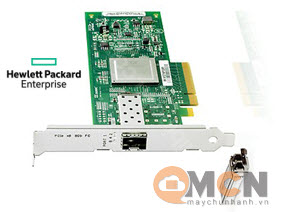 Adapter 81Q 8Gb 1-port PCIe Fibre Channel Host Bus HPE Server AK344A
