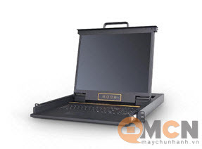 Switch LCD KVM Console Rack 19