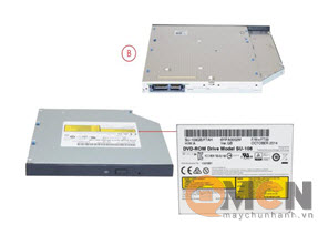Fujitsu DVD-ROM 16x Ultraslim Sata Máy Chủ