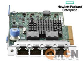 Adapter HPE Ethernet 1Gb 4-port 366FLR 665240-B21 dùng cho máy chủ