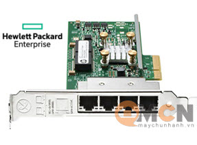 Card Mạng HPE Ethernet 1Gb 4-port 331T Adapter Server 647594-B21
