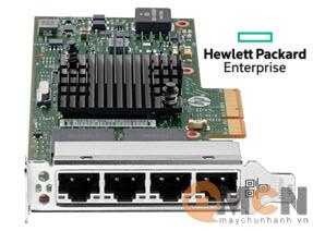 Adapter HPE Ethernet 1Gb 4-port 366T 811546-B21 dùng cho máy chủ