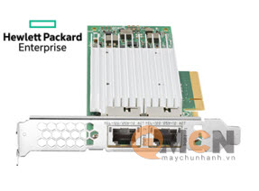 Card Mạng HPE Ethernet 10Gb 2-port 521T Adapter Server 867707-B21