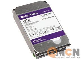 Ổ cứng Western Digital Purple 12TB 7K2 RPM Sata 3.5