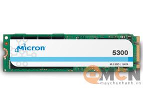 Micron Server 5300 Pro 480GB NAND TLC Sata 6.0Gb/s M.2 SSD Máy Chủ