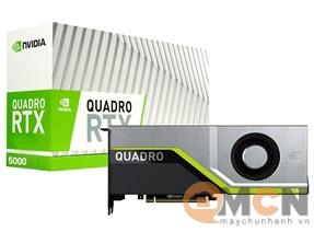 Card Màn Hình NVIDIA Quadro RTX5000 16GB Máy Trạm Worstation