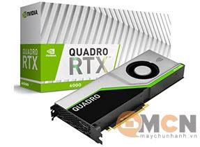 Graphics Card NVIDIA Quadro RTX6000 24GB Máy Trạm Workstation