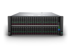 HPE Proliant DL580 Gen10 Platinum 8153 HDD 2.5