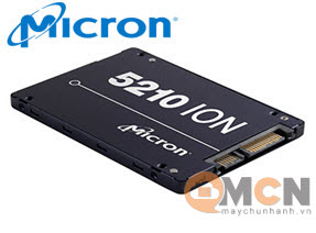 Micron Server 5210 ION 3.84TB NAND QLC Sata 6.0Gb/s 2.5