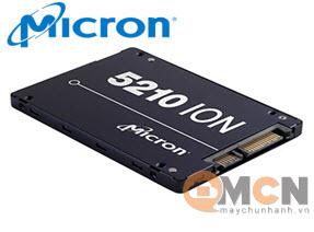 SSD Micron Server 5210 ION 7.68TB NAND QLC Sata 6.0Gb/s 2.5