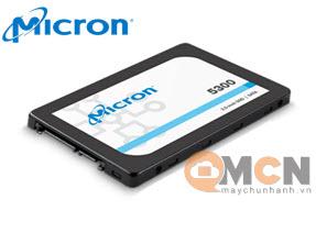 Ổ cứng SSD Micron Server 5300 Max 1.92TB NAND TLC Sata 6.0Gb/s 2.5Inch