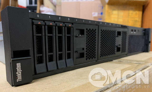[Review] máy chủ (Server) Lenovo Thinksystem SR550 Rack (2U)
