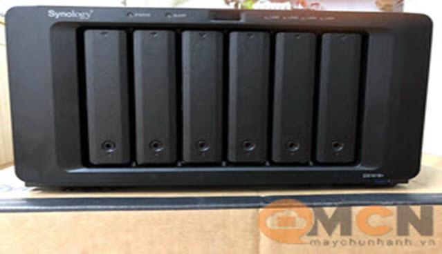 [Review] thực tế thiết bị lưu trữ Synology DS1618+ NAS 6 Bay Storage